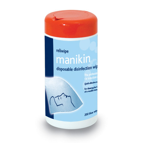 Manikin Wipes