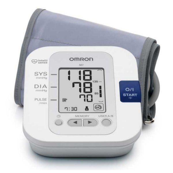 Omron M6 Automatic Arm Blood Pressure Monitor