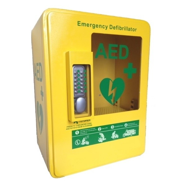 Outdoor Aed Cabinet Eiremed Ie