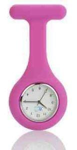 Fob Watch Hot Pink
