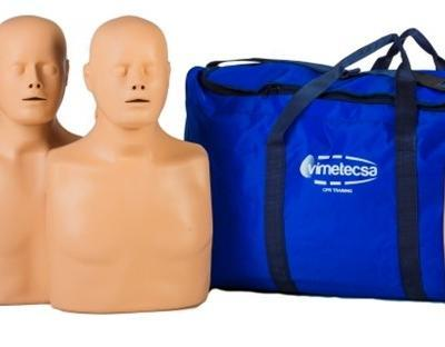 PractiMan Advanced CPR/AED Training Manikin 4 Pack