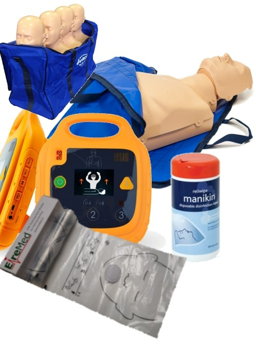 CPR/AED Instructor Pack 1
