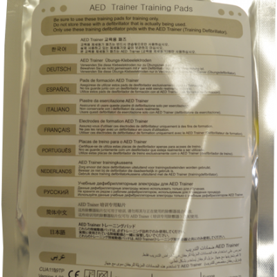 IPAD AED Training Pads