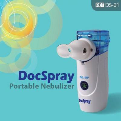DocSpray Compact Nebuliser