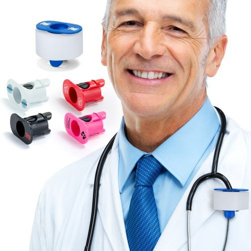Stethoscope Tape Holder