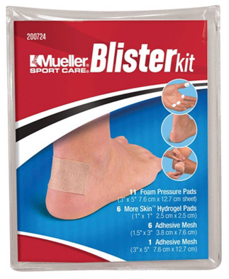 Mueller 24 Piece Blister Kit