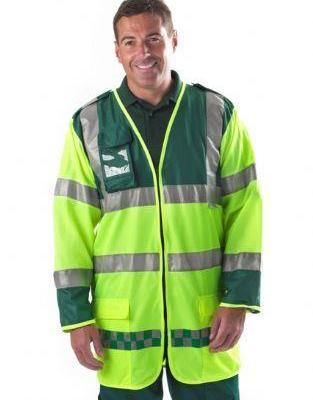 Lightweight Paramedic Jacket
