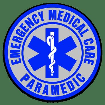 Car Window Sticker - Emergency Medical Care Paramedic