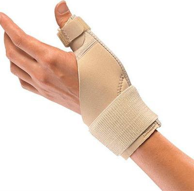 Reversible Thumb Stabiliser