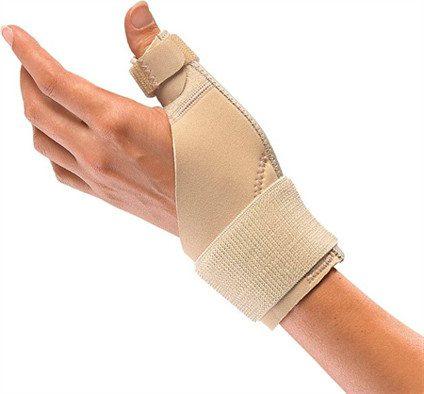 Reversible Thumb Stabiliser