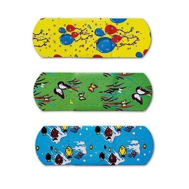 Kiddies assorted plasters