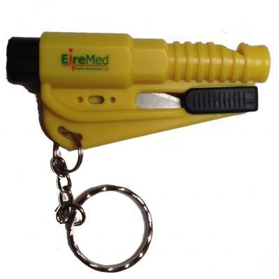 Bodyguard 3-in-1 rescue tool keyring
