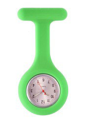 Fob Watch Green
