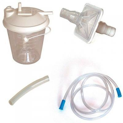 Laerdal Disposable Suction Jar and Tubing