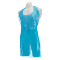 Disposable Apron - Blue