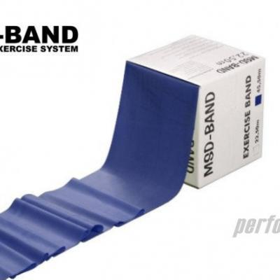Resistance Band 5.5m - Extra Heavy Blue
