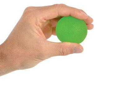 Hand Exerciser Squeeze Ball - Medium Green
