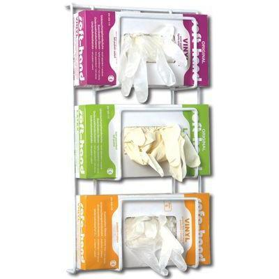 Examination Glove Dispenser Triple Rack