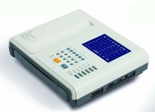 12 Lead ECG Machine with Built in Thermal Printer
