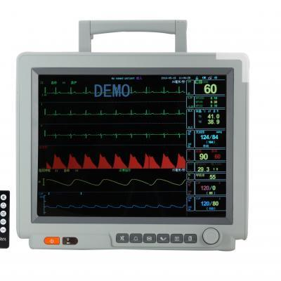 Advanced Patient Monitor with Remote Control