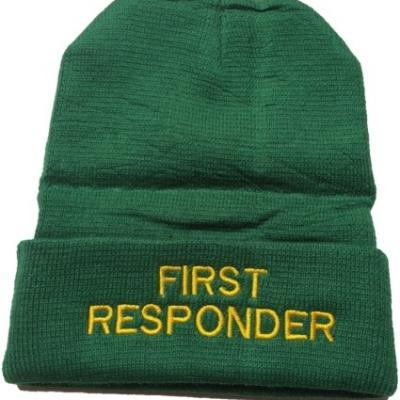 Beanie Woolly Hat - Green