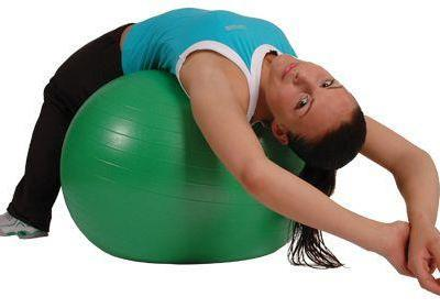 Gym Exercise Ball - 65cm