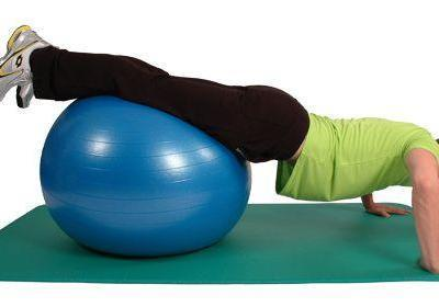 Gym Exercise Ball - 75cm
