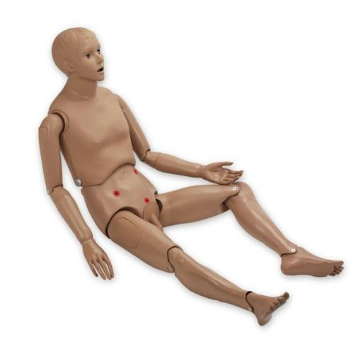 Male Nursing Manikin