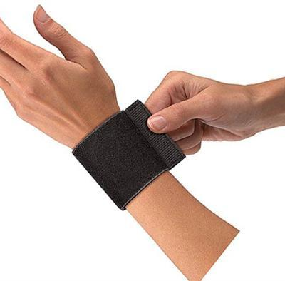 Wrist Support w/Loop Elastic