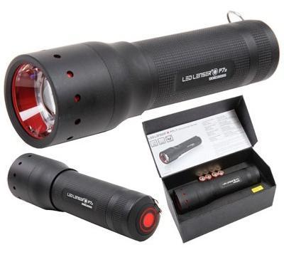 LED Lenser P7.2 First Responder Torch