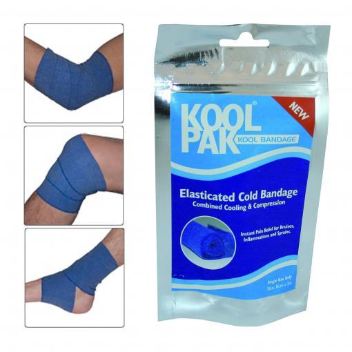 Elasticated Cool Bandages 4.5m