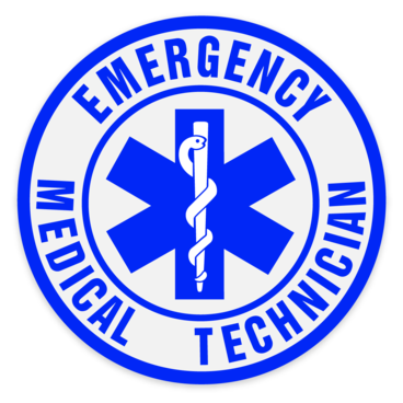 Car Window Sticker - Emergency Medical Technician