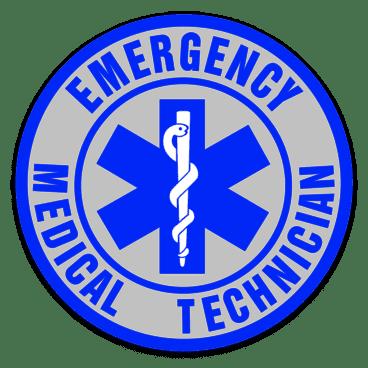 Car Window Sticker - Emergency Medical Technician