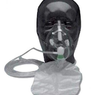 Paediatric Non-Rebreather Mask