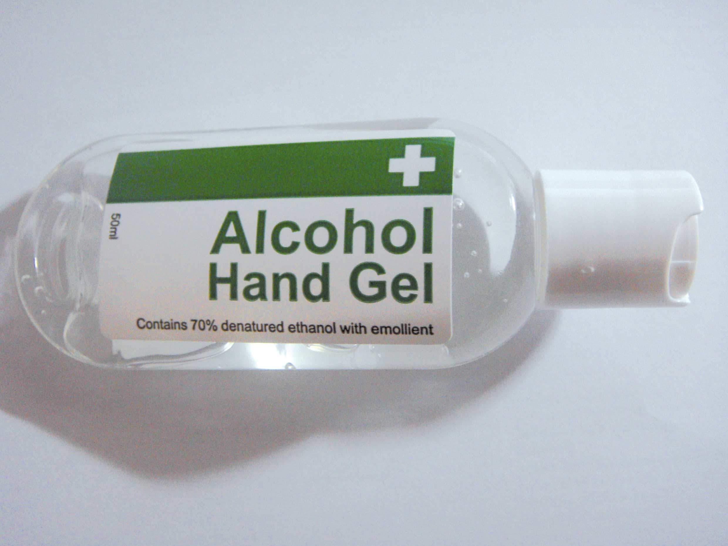 Alcohol Hand Rub 50ML