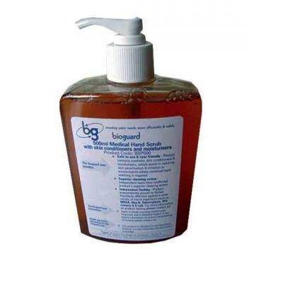 Bioguard Medical Hand Scrub 500Ml