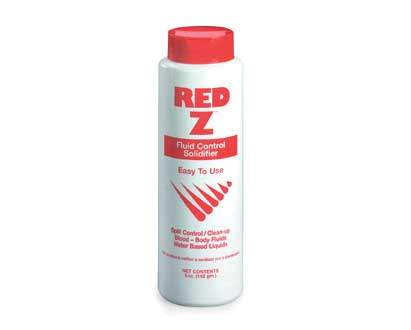 Red-Z Fluid Controler Solidifier