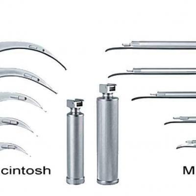 Disposable Laryngoscope Blades