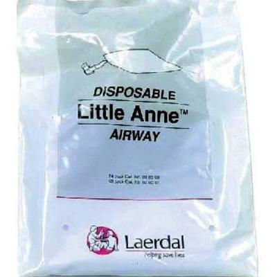 Laerdal Little Anne Disposable Airways x 24 Pack