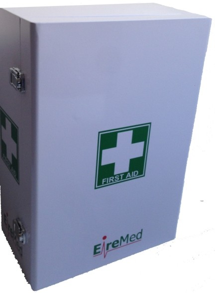 Ex Large Steel First Aid Cabinet