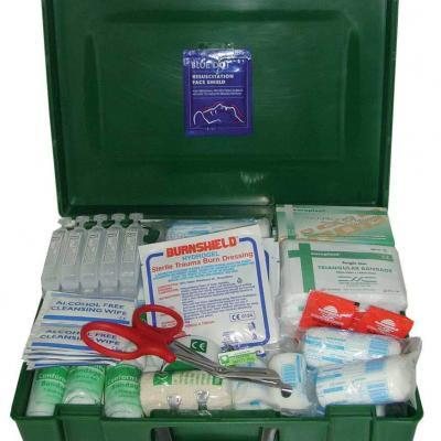Premier Large Kitted First Aid Box
