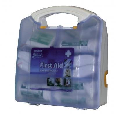 Large Catering Wall Mounted First Aid Box