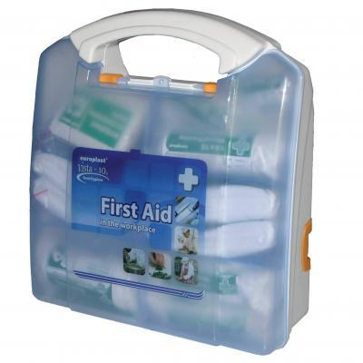 Medium  Catering Wall Mounted First Aid Box