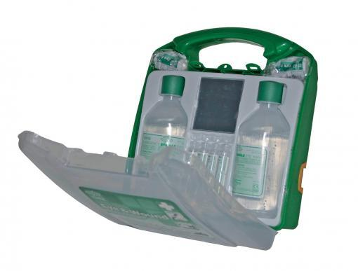 Wall Mounted Eye and Wound Wash Station