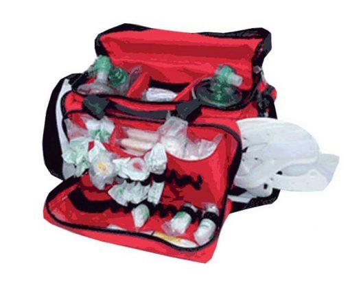 Oxygen Resuscitation Bag 1 – kitted