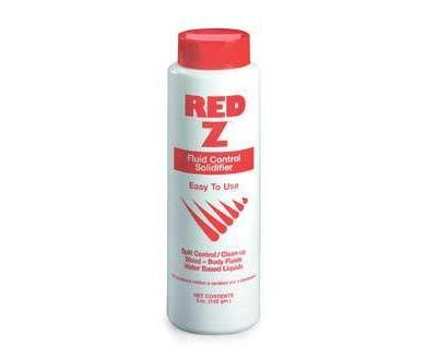 """Red Z"" Fluid Control Solidifier"