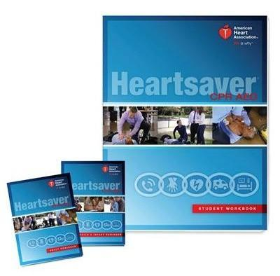 Heartsaver First Aid/CPR/AED Student Textbook 2015 Guidelines