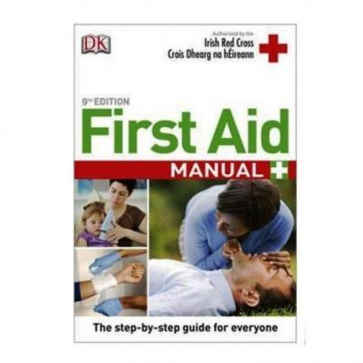 Irish Red Cross First Aid Manual