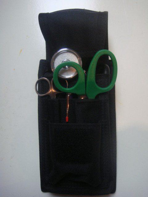 Paramedic/EMT Shears & Scissors  Pouch Empty