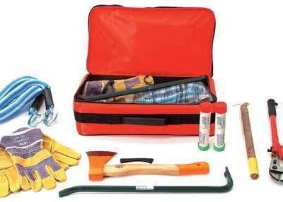 Emergency Vehicle Rescue Kit